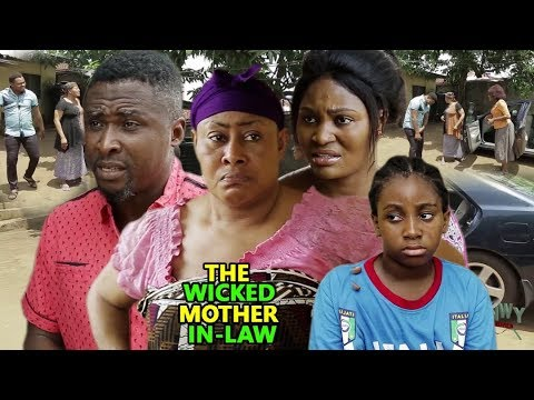 Download The Wicked Mother In-Law 3&4 - Chizzy Alichi 2018 Newest/Latest Nigerian Movie/African Movie Full HD