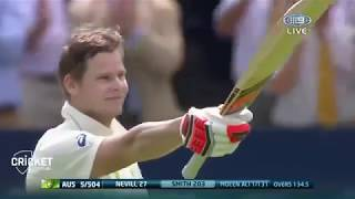 Steve Smith 200 against England Ashes#