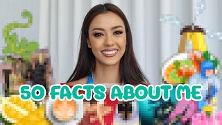 50 Facts about me - Amanda Obdam