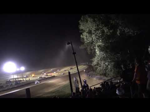 Spoon River Speedway Feature Part 1 9-7-19