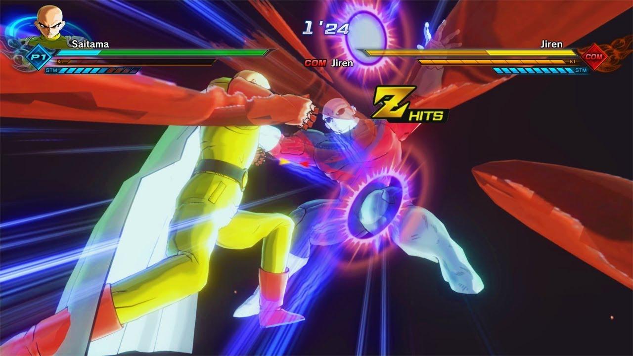 One Punch Man Saitama Serious Punch - Consecutive Serious Punches !!!   One Punch Man Saitama ...