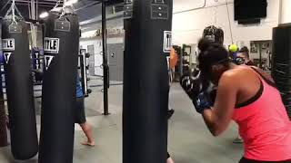 Boxing for Fitness in Frederick, MD