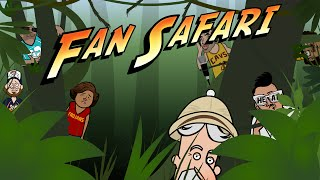 Fan Safari - The North American Sports Fan