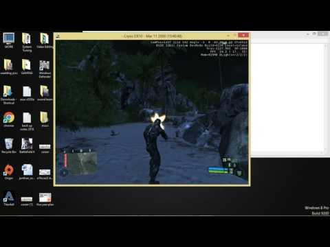 Crysis 1 Cheats
