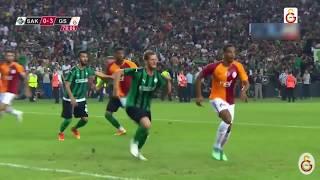 Sakaryaspor 0-3 Galatasaray Hazırlık maçı Geniş Özet