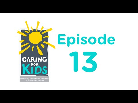 Caring For Kids Episode 13: Alexander Zonjic, Robbie Buhl and Pat Wright