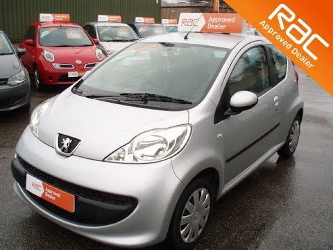 Peugeot 107 Urban200656 Wirral Small Cars2595