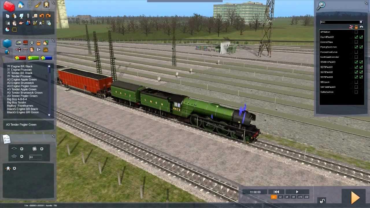 Railworks 3 tutorial hd adding dlcassets to railworks part ii railworks 3 tutorial hd adding dlcassets to railworks part ii malvernweather Choice Image