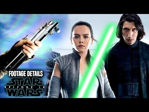 Star Wars Episode 9 Footage Details Revealed & More! (Star Wars News)