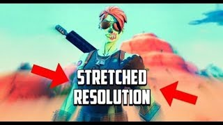 [COME OTTENERE STRETCH RESOLUTION IN FORTNITE SEASON 10 (PC) WORKING 2019] (IMPOSTAZIONI RES PLUS OBS)