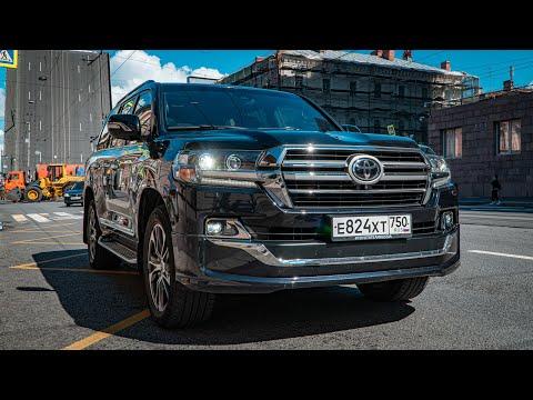 Главные аргументы для покупки Toyota Land Cruiser 200!!