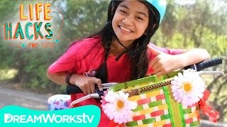 Bicycle Hacks | LIFE HACKS FOR KIDS