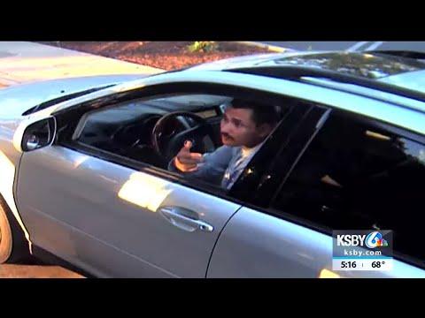 Santa Barbara police seek public help to identify auto theft suspect