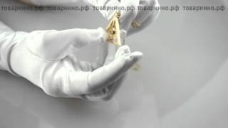 Кулон Дары Смерти Золото(, 2016-02-18T19:48:09.000Z)