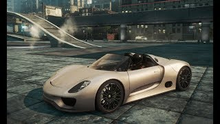 Need For Speed Most Wanted 2 - Porsche 918 Spyder