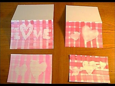 Diy valentines day cards easy watercolor greeting cards for kids diy valentines day cards easy watercolor greeting cards for kids crafts for kids youtube m4hsunfo Image collections