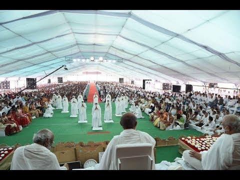 Download Shubham Bhava Shreyam Bhava |Glimpses of Jain Diksha Mahotsav 2018| Rashtrasant Pujya Namramuni M.S