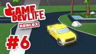 Juego Dev Life #6 - NUEVO TRUCK (Roblox Game Dev Life)