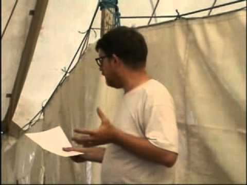 Oil Cartels and the Rise of the Car - Kingsnorth Climate Camp 2008