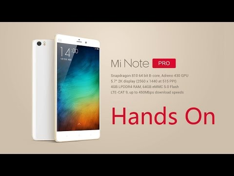 Xiaomi Mi Note Pro Unboxing & Reviews ( Gaming,Video, Camera,Antutu Benchmark...)
