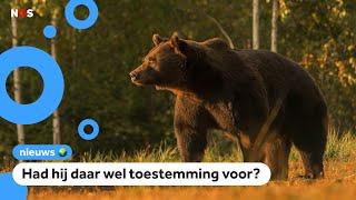 Grootste beer van Roemenië doodgeschoten door prins