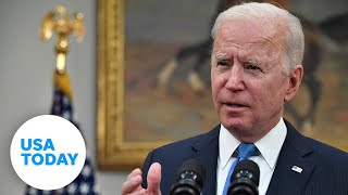 President Biden says Colonial Pipeline has reached full operational capacity |  USA TODAY