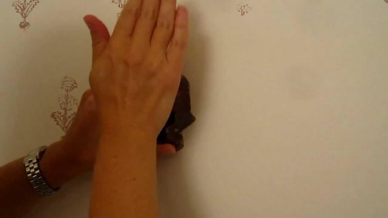 Block Print Wallpaper creating wallpaper using an indian block print - youtube