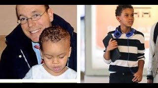 Alexandre, Le fils Caché du Prince Albert de Monaco est métis Video