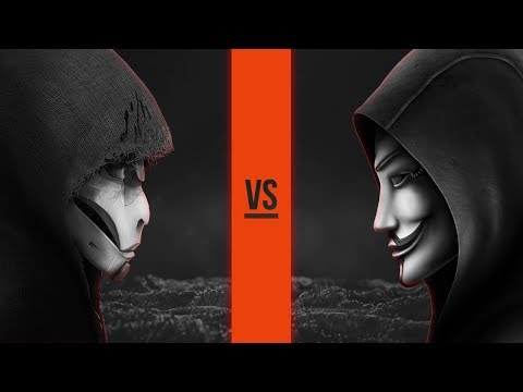 THE WATCHER VS ANONYMOUS streaming vf