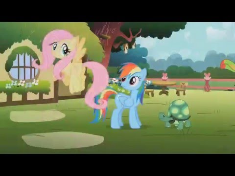 [PMV] Fluttershy - I Wanna Talk About Me