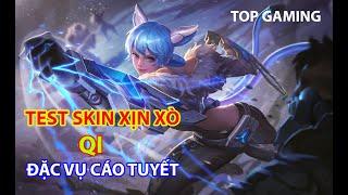 Chơi thử QI Đặc Vụ Cáo Tuyết ở rank cao thủ 16 sao | Top Gaming