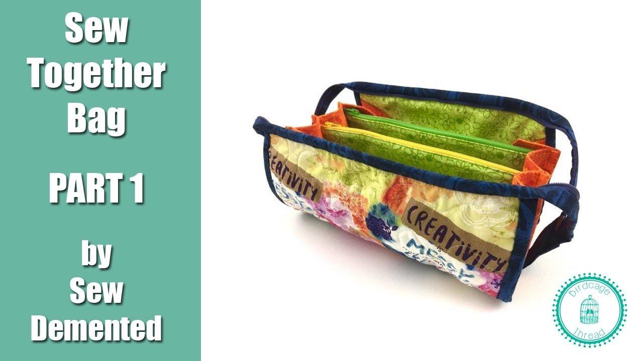 sew together bag pattern free download