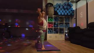 DJ with Vinyasa Flow Yoga at Soulful Fitness Lane Cove