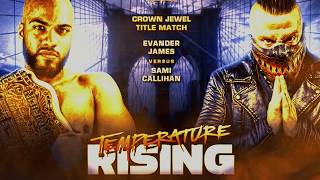 Sami Callihan vs Evander James - House of Glory Wrestling
