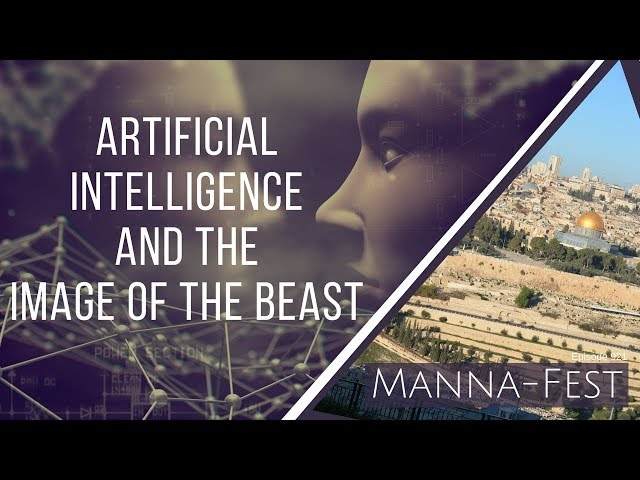 Evangelist Perry Stone:  Artificial Intelligence and the Image of the Beast