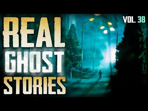 23 YEARS IN A HAUNTED TOWN | 7 True Scary Paranormal Ghost Horror Stories (Vol. 38)