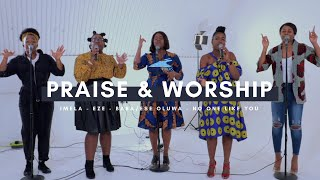 Imela | Eze | Baba/Ese Oluwa | No One Like You | Live Worship | Flowing Rivers Choir