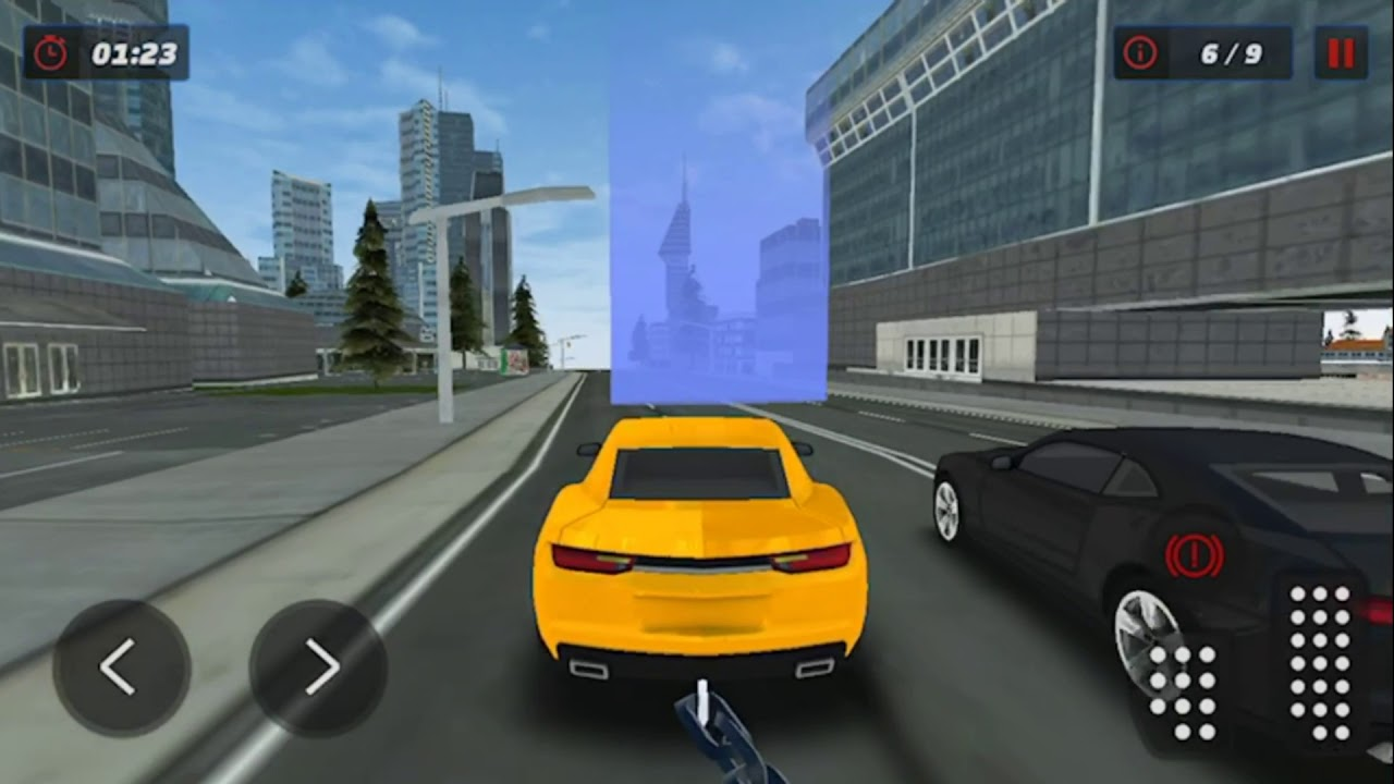 Chained Cars Challenge Drag Racing 3D
