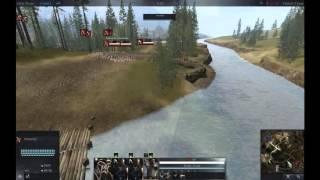 Total War Arena. Пикинёры в Германии. Разбор битвы от CAT (01)