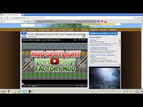 Top 5 Minecraft Mods (Most Downloaded) 2012