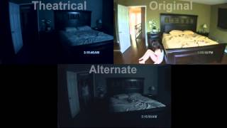 Paranormal Activity (All Endings)