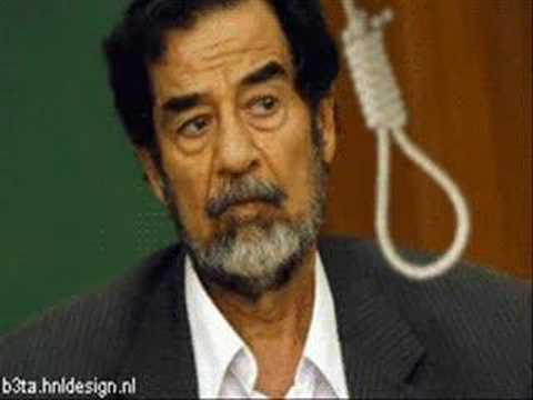 Saddam Hussein is Dead..see the hanging here! - YouTube