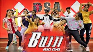 Bujji Song | Jagame Thanthiram | DSA .ft SJ Thamizhkoo | DSA DANCE COMPANY I DANCE COVER