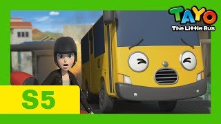 [51.32 MB] Tayo English Episodes S5 l Jay! Help and save Lani! l S5 compilation l Tayo the Little Bus