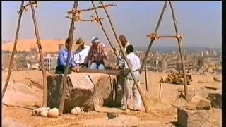 Granit Sägen und Bohren