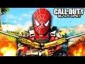 SPIDERMAN PLAYS BLACK OPS 3! (Epic Ninja Montage Trolling on Call of Duty)