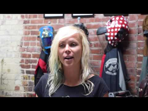 Catching Up with Jessi Combs