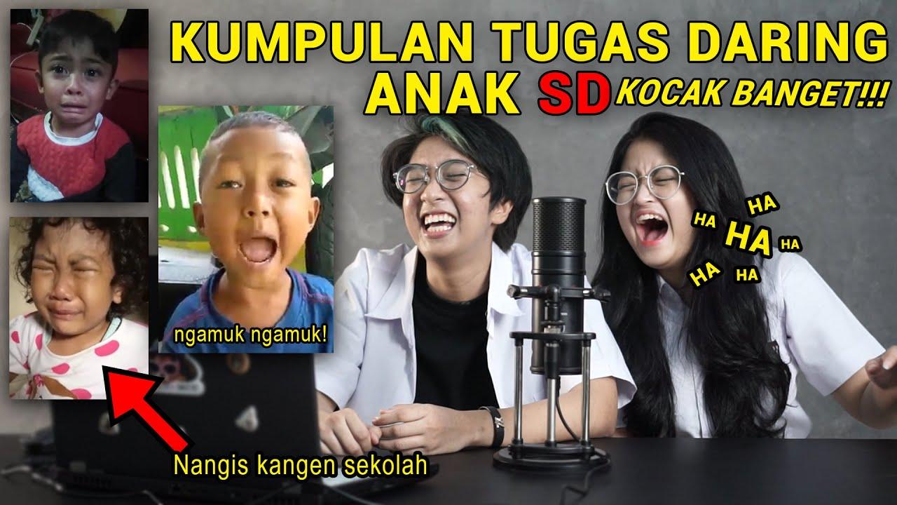 Download KUMPULAN TUGAS DARING ANAK SD BIKIN SAKIT PERUT !