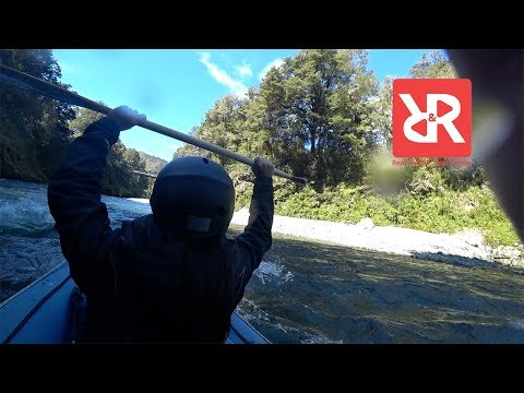 Kayaking with Dwarves! (New Zealand) Day 07