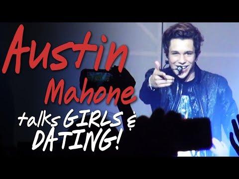 AUSTIN MAHONE Talks Girls & Dating!